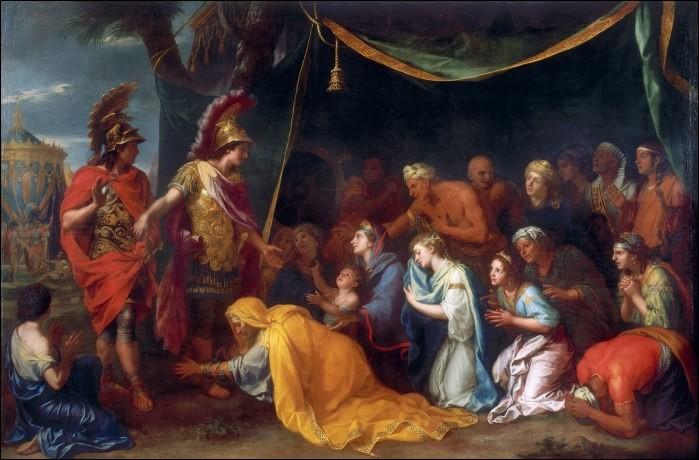 L'Académie royale de peinture et de sculpture fut fondée avant la Royal Academy of Arts anglaise.