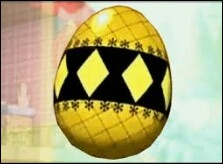 En quelle saison Amu a-t-elle eut son quatrième œuf Shugo Chara ?