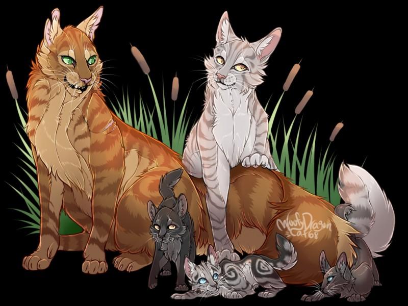 Dans la portée de Brise de Nénuphar et Étoile Balafrée, quels chatons sont morts ?