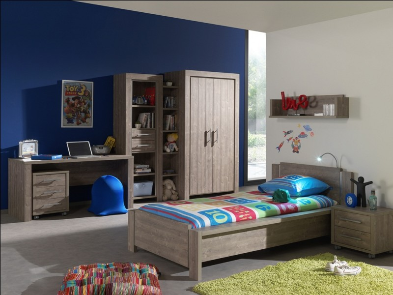Comment est ta chambre ?