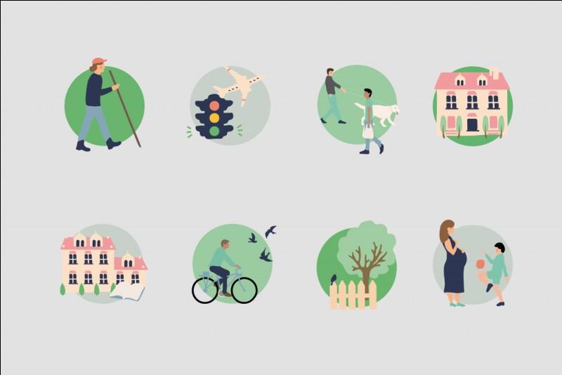 Où aimerais-tu habiter ?