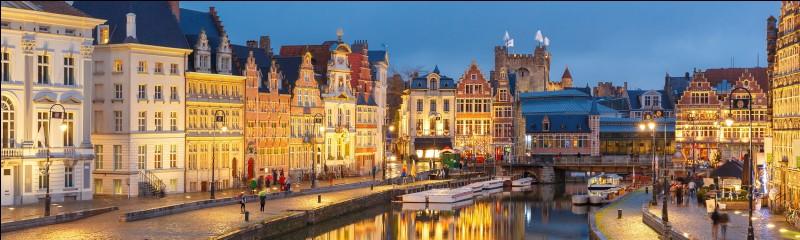 Quelle est la superficie de la Belgique ?