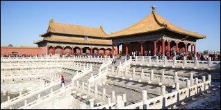 Quel est ce joli monument chinois ?