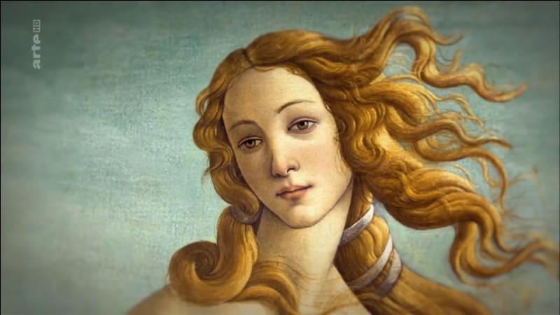 Qui est la déesse de l'amour et de la beauté ?