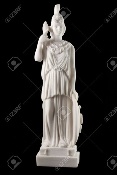 Athéna représente quelle déesse ?
