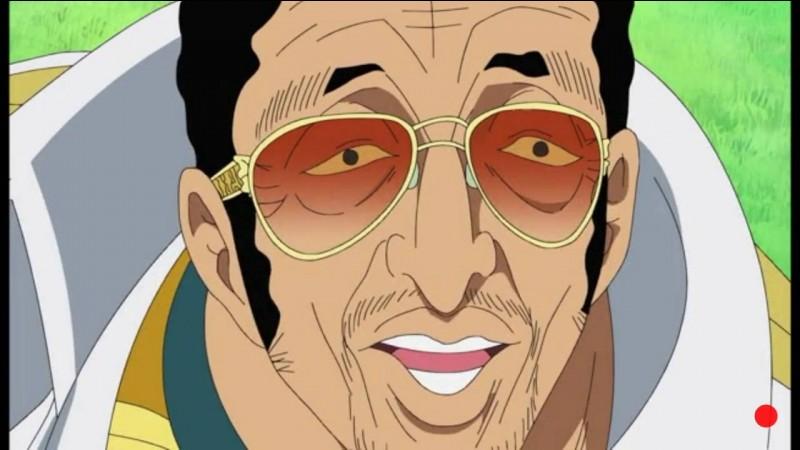 Pika pika no mi est le fruit du démon de l'amiral Kizaru.