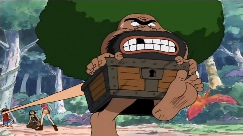 Gaimon est le personnage préféré d'Eichiro Oda.