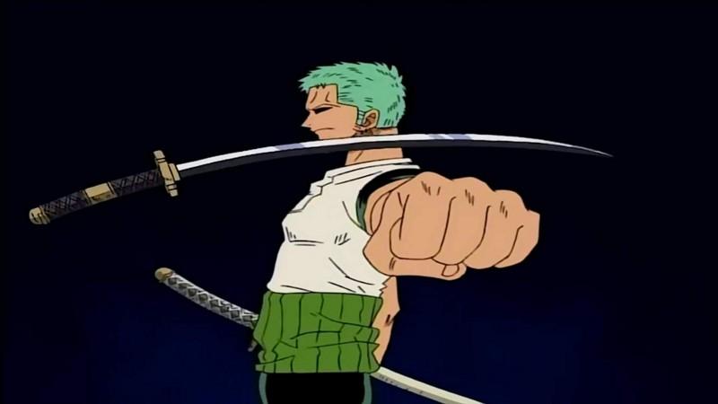 Le 1er kitetsu est le sabre qui a bien failli couper le bras de Zoro
