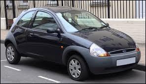 Durant quelle décennie est apparue la Ford Ka ?