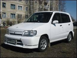 Quel est le nom de ce modèle de la marque Nissan ?