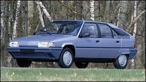 Quel est le nom de ce modèle de la marque Citroën ?