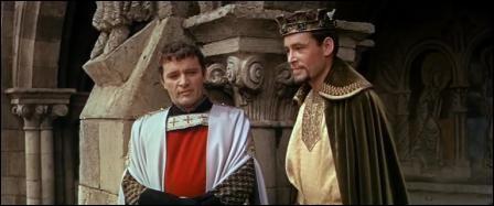 """Dans """"Becket"""", film réalisé par Peter Glenville et sorti en 1964, Peter O'Toole est le roi Henri II ; qui est Thomas Becket ?"""