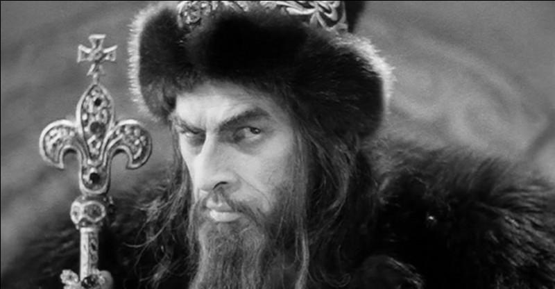 """""""Ivan le Terrible"""", film de 1945, est une fresque historique sur le règne, au XVIe siècle, du tsar Ivan IV de Russie. Qui est le réalisateur du film ?"""