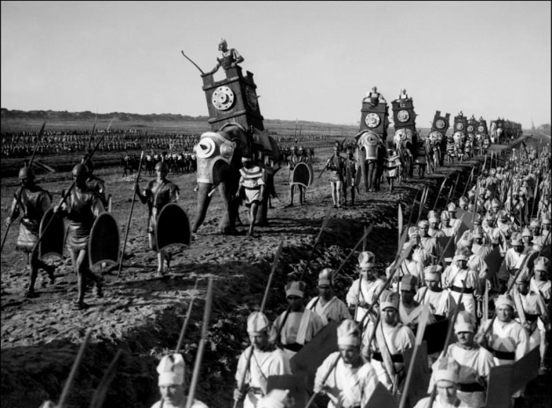 Ce film italien réalisé en 1937 par Carmine Gallone est une superproduction, un film de propagande commandé par Benito Mussolini lui-même, pour glorifier le fascisme. Le titre du film est un personnage de l'histoire antique : c'est ...