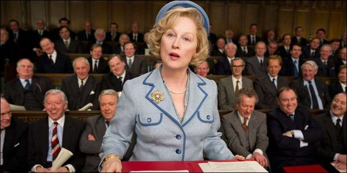 """""""La Dame de fer"""" est un film biographique de Phyllida Lloyd consacré à Margaret Thatcher et sorti en décembre 2011. Quelle actrice incarne Margaret Thatcher ?"""