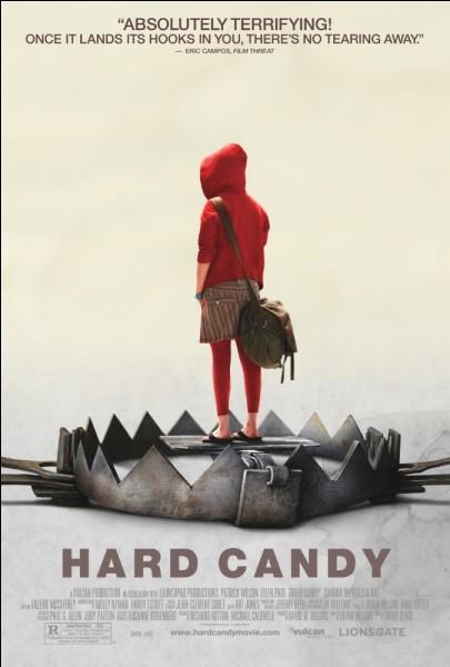 """""""Hard candy"""" est un film de revanche..."""