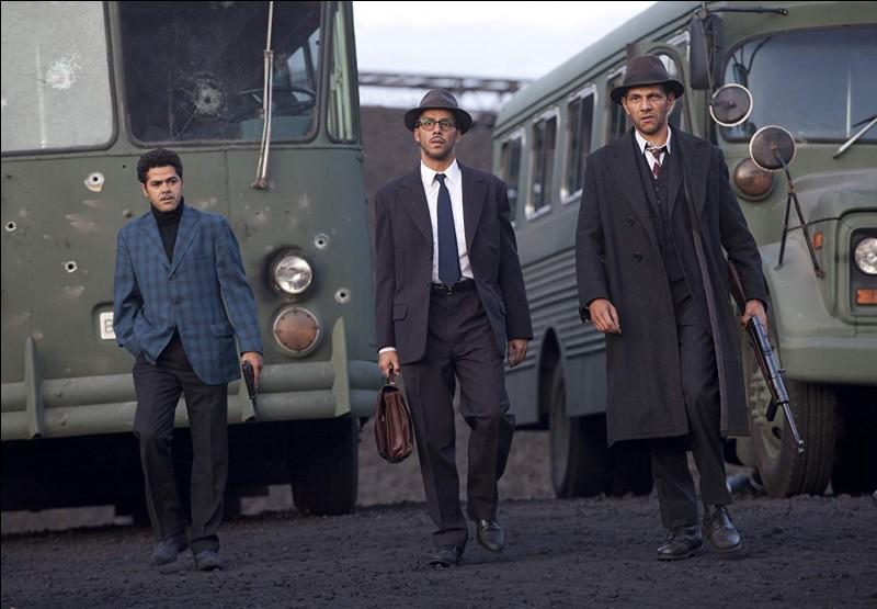 """""""Hors-la-loi"""", réalisé par Rachid Bouchareb, est un film sur la guerre d'Algérie..."""