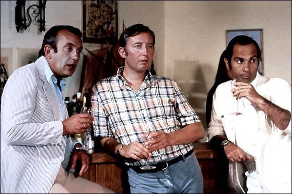 """""""L'Hôtel de la plage"""" est une comédie douce-amère de 1978 où l'on entend les chansons de Mort Schuman..."""
