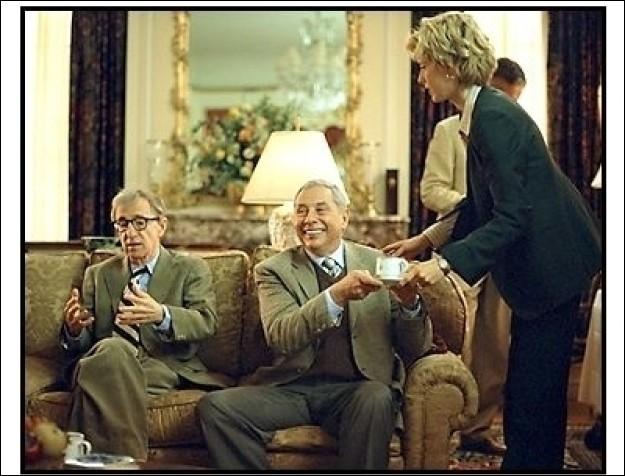 """""""Hollywood ending"""" est un film drôlissime de Woody Allen, dans lequel il est un réalisateur, à qui on confie un film à gros budget, et qui devient... ?"""