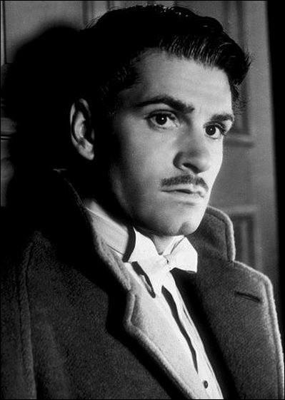 """Les """"Hauts du Hurlevent"""", sorti en 1939, a pour acteur principal Laurence Olivier..."""