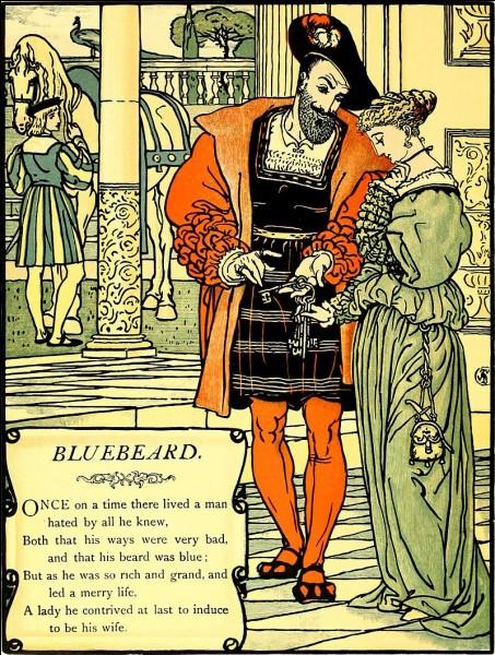 """""""La Huitième femme de Barbe-Bleue"""" est une comédie romantique..."""