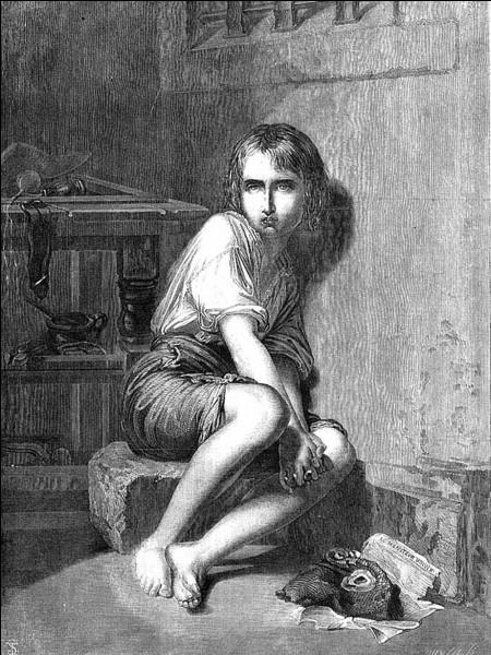 Le 8 juin 1795, où Louis-Charles (fils de Louis XVI), aussi appelé Louis XVII, meurt-il dans l'anonymat et la détresse ?