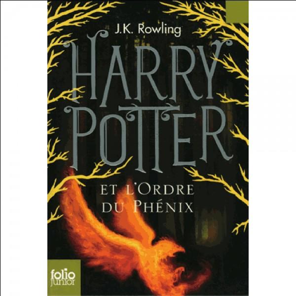 Pourquoi Harry a-t-il une heure de colle dans le tome 5 ?