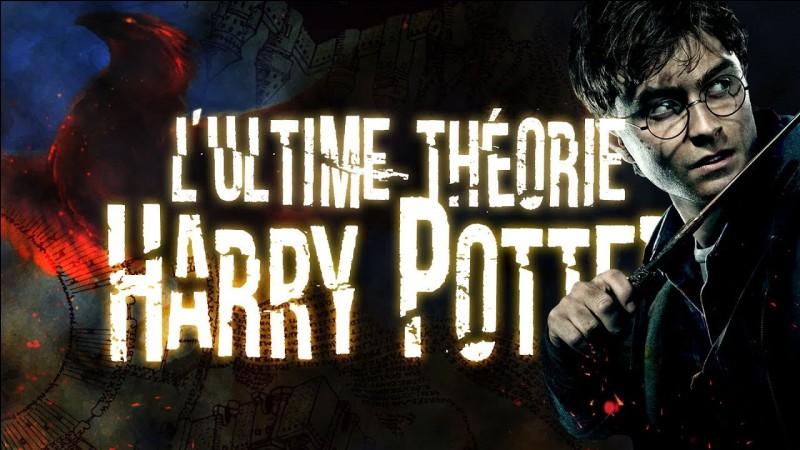 Une théorie dit que...