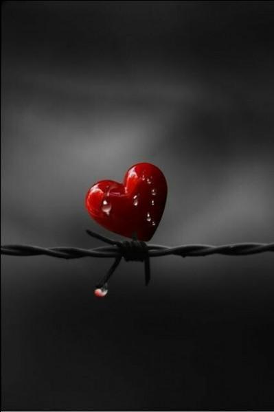 """À qui sont les paroles """"Quand on n'a que l'amour à s'offrir en partage, au jour du grand voyage"""" ?"""