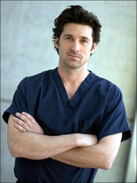 De qui Derek est-il amoureux ?