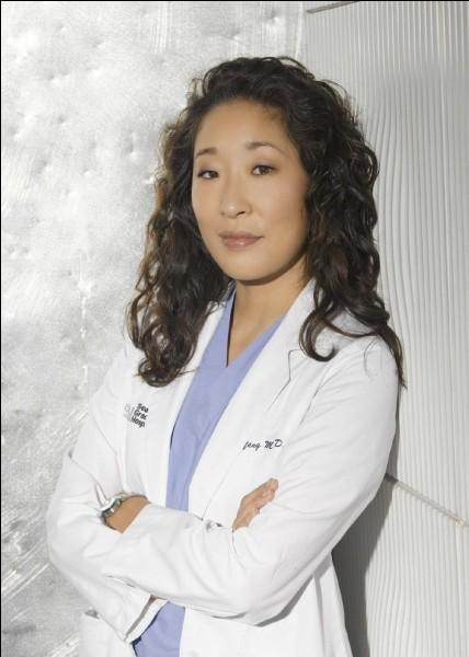 Avec qui est sortie Cristina Yang ?