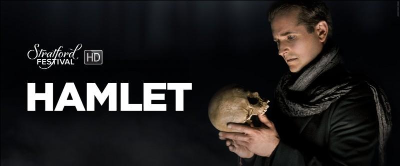"""""""Hamlet"""" est un film réalisé et joué par Laurence Olivier."""