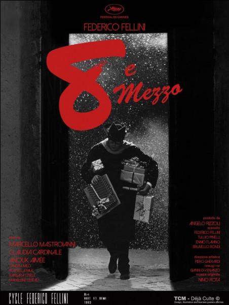 """""""Huit et demi"""" est un film réalisé par Luchino Visconti."""