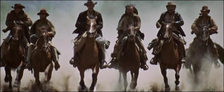 """""""La Horde sauvage"""" est un long-métrage mis en scène par Sam Peckinpah."""