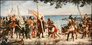 En quelle année Christophe Colomb a-t-il découvert l'Amérique ?