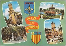 Quelle est la spécialité d'Aix-en-Provence ?