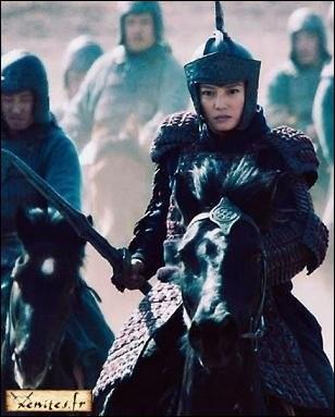 Guerrière chinoise de légende, modèle de dévotion et femme vierge d'honneur. Qui est-elle ?