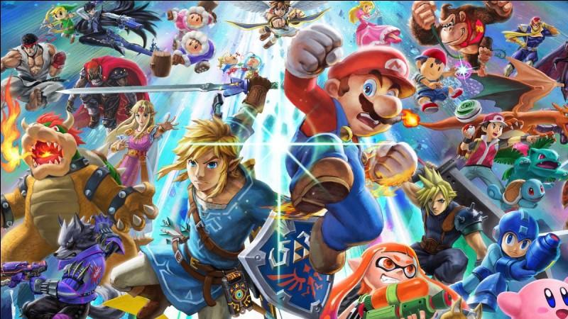 Quelle a été la date de sortie de'' Super Smash Bros : Ultimate'' sur Nintendo Switch ?
