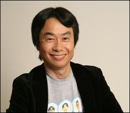 Qui est Shigeru Mitamoto ?