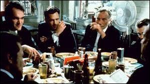 Année : 1992 Genre : PolicierActeurs : Harvey Keitel, Tim RothIndices : Cambrioleurs/Restaurant/8/Couleurs. Quel est ce film ?