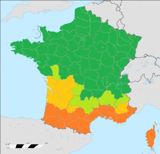 Quelle est la taille de la France ?