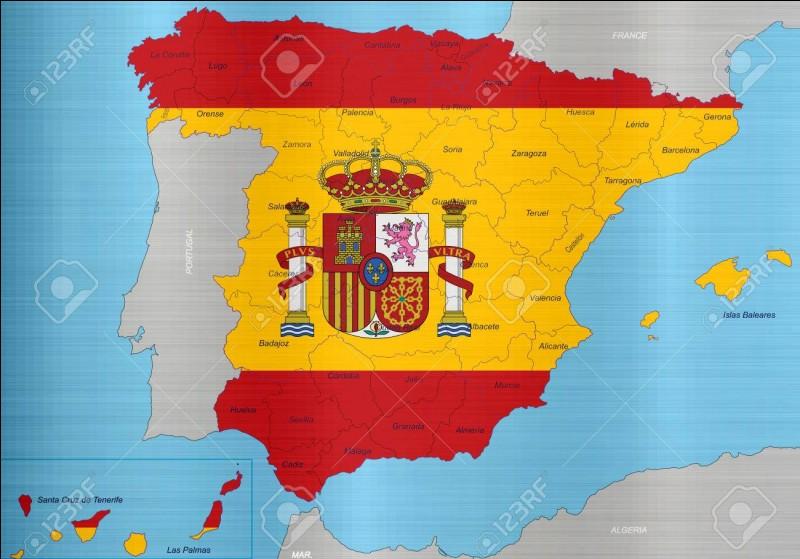 Quelle est la taille de l'Espagne ?