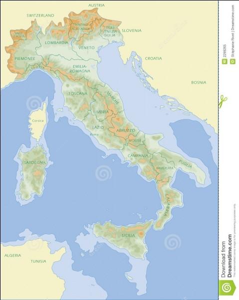 Quelle est la taille de l'Italie ?