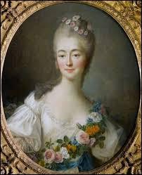 Madame du Barry fut la première maîtresse de Louis XIV.