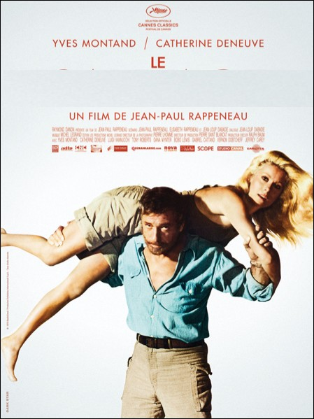 Quel est ce film avec Yves Montand ?