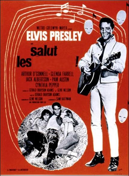 Quel est ce film avec Elvis Presley ?