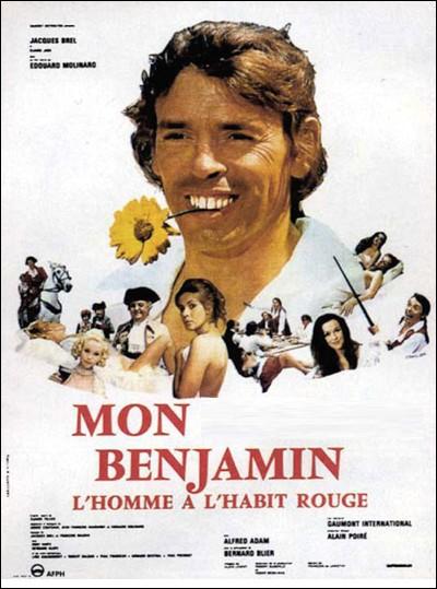 Quel est ce film avec Jacques Brel ?
