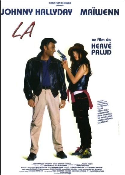 Quel est ce film avec Johnny Hallyday ?