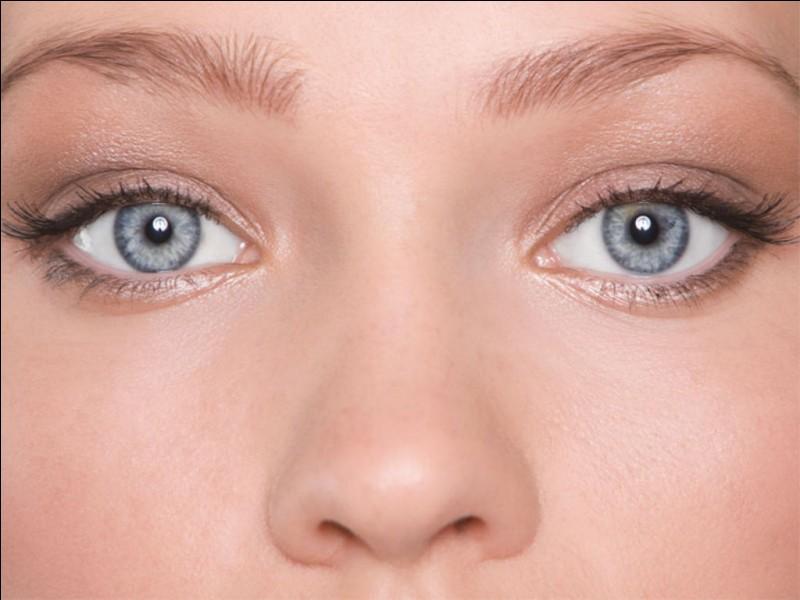 Un indice : Elle a les yeux bleus Bélinda !