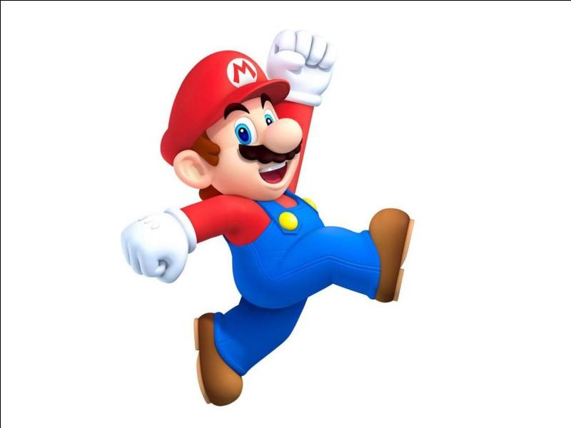 Quel est le premier méchant que Mario a combattu au tout début de sa carrière ?
